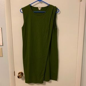 J Crew Faux Wrap Dress